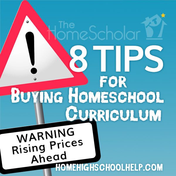 8 Tips for Buying Homeschool Curriculum