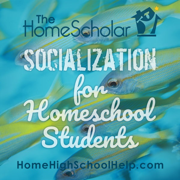 Socialization for Homeschool Students