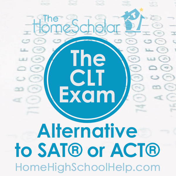 The CLT Test Alternative to SAT or ACT
