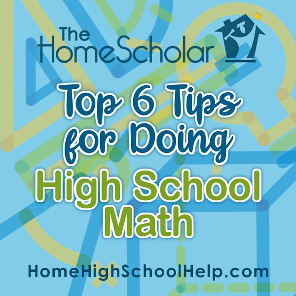 Top 6 Tips for High School Math