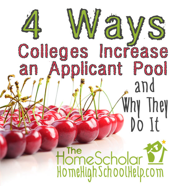 4 Ways College Increase an Applicant Pool and Why