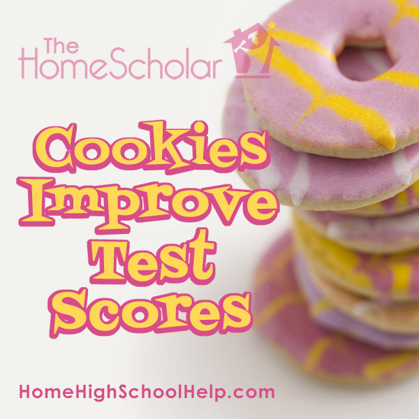 Cookies Improve Test Scores [Free Download]