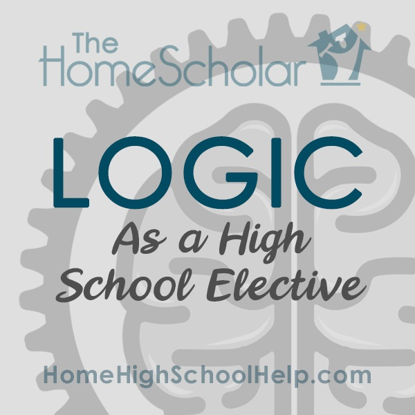 Logic as a high school elective