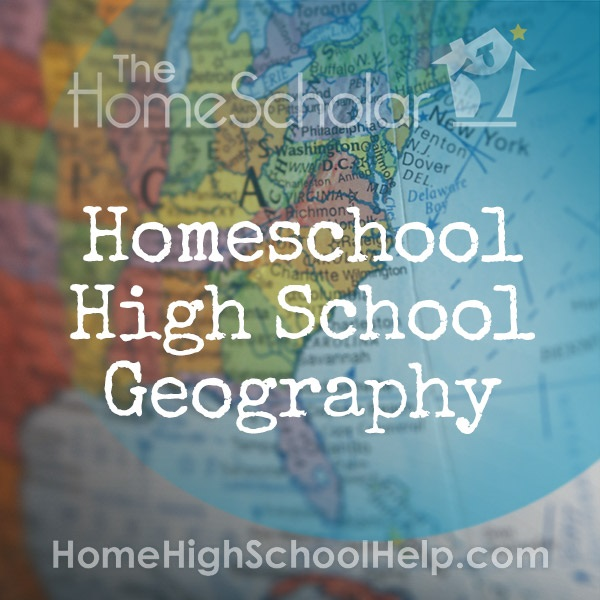homeschool high school geogtaphy