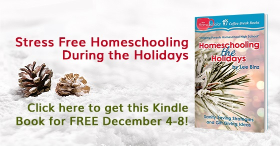 [Free ebook] Homeschooling the Holidays, Free Dec 4-8!