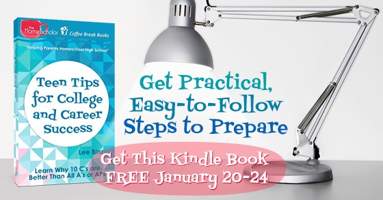 [Free ebook] Teen Tips for College and Career Success. Free January 20-24, 2020!