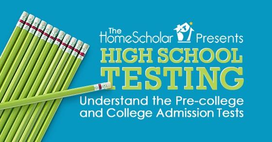 [Free Class] High School Testing