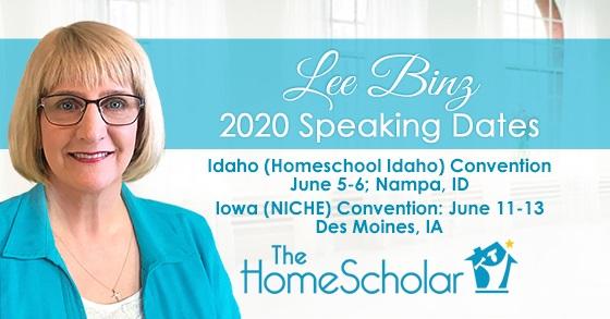 Homeschool Speaker