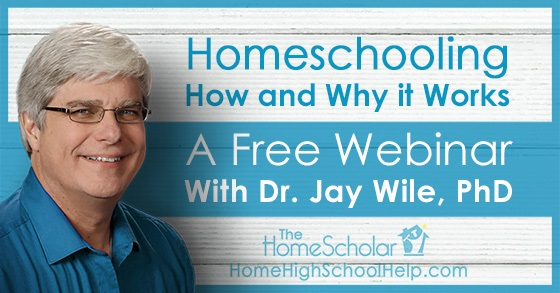 Homeschooling: How and Why it Works with Dr. Jay Wile  September 19